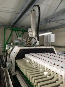 Le système secouage-pesage de séparation des boues - FAURE EQUIPEMENT